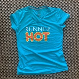 Nike Drifit Running/Work out top